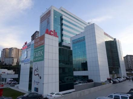 Medical Park Goztepe Krankenhaus