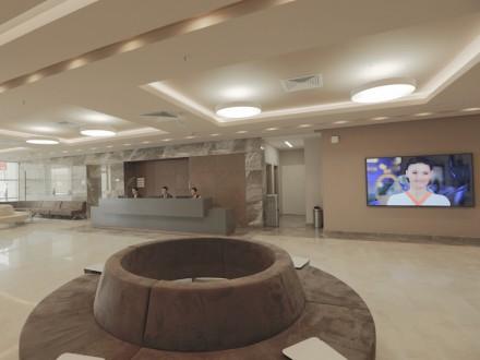 Medical Park Ankara Krankenhaus