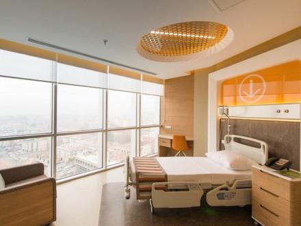 Memorial Ankara Krankenhaus