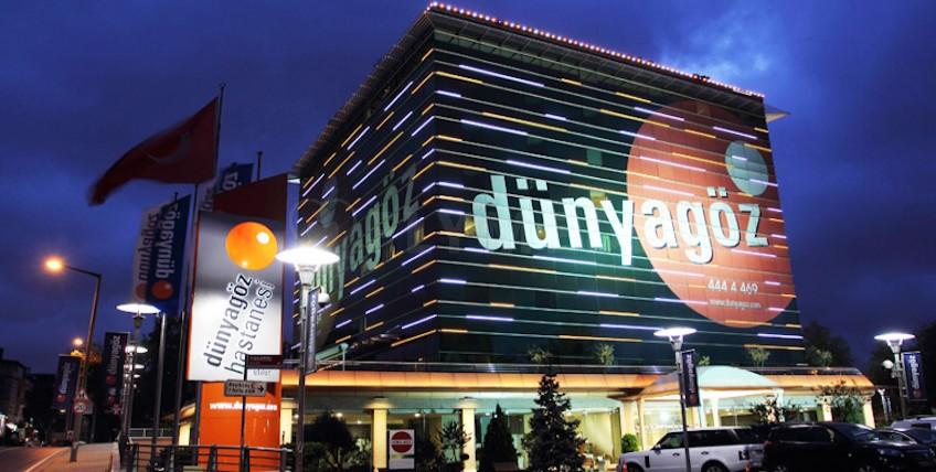 Dunyagoz Этилер - Стамбул, Турция - Главная страница