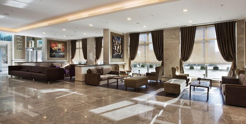 Hotelul Dedeman Bostancı - Istanbul, Turcia - Principala