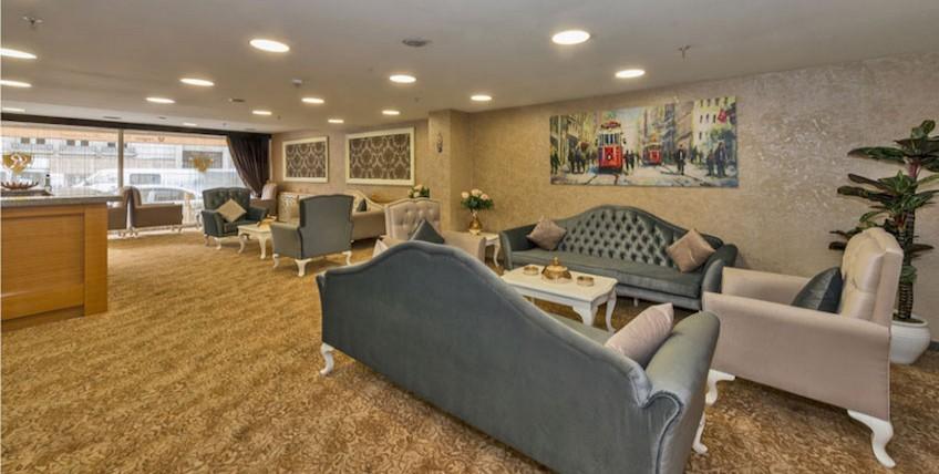 Hotelul Regno - Istanbul, Turcia - Principala