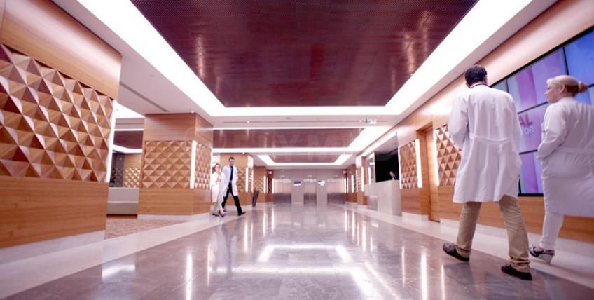 Spitalul Memorial Sisli - Istanbul, Turcia - Principala