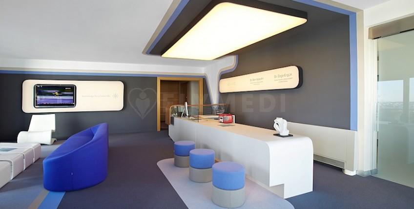 NewAge Klinik - Istanbul, Türkei - Hauptseite