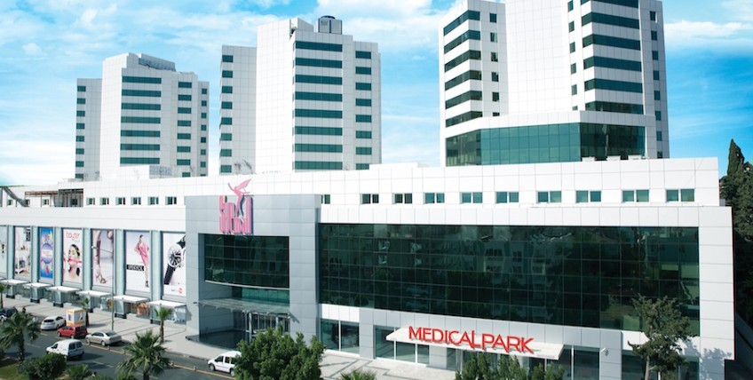 Medical Park Antalya Hospital - Antalya, Turcia - Principala