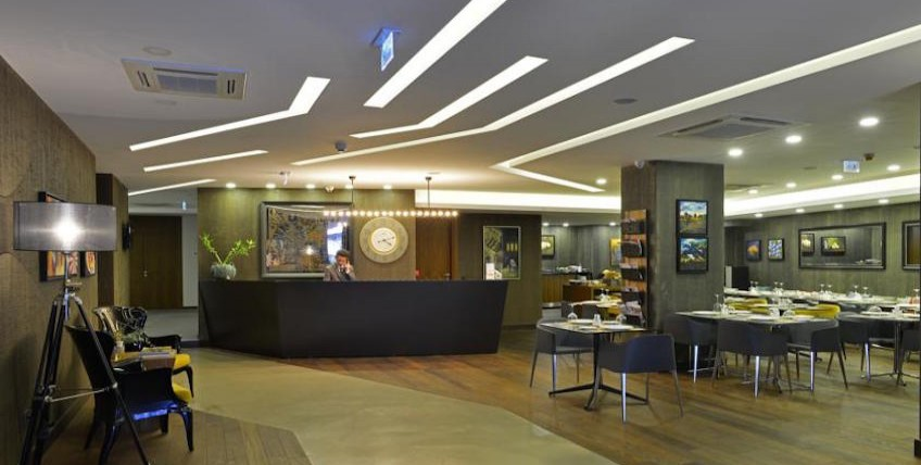 Modus Hotel Istanbul - Istanbul, Turkey - Main