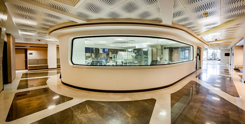 Kolan International Hospital - Istanbul, Turkey - Main