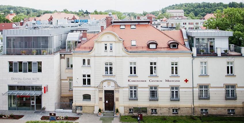 Клиника KCM - Jelenia Góra, Польша - Главная страница