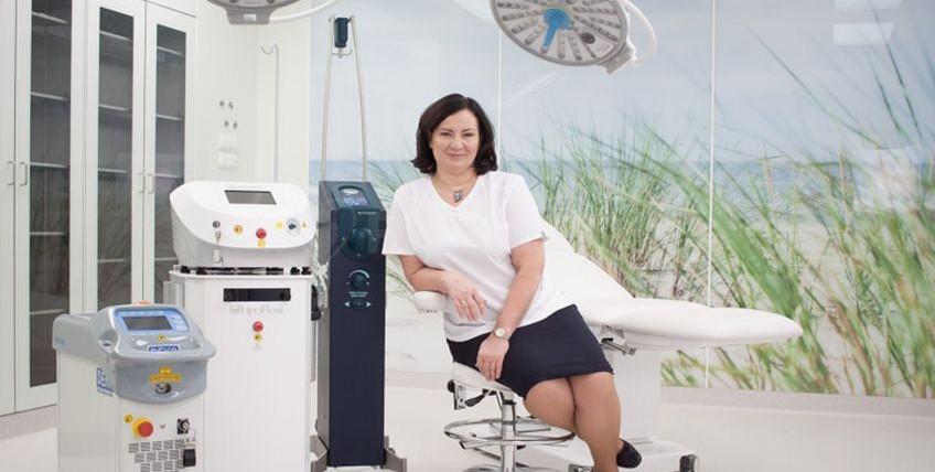 Dr. Osadowska Klinik - Stettin, Polen - Hauptseite