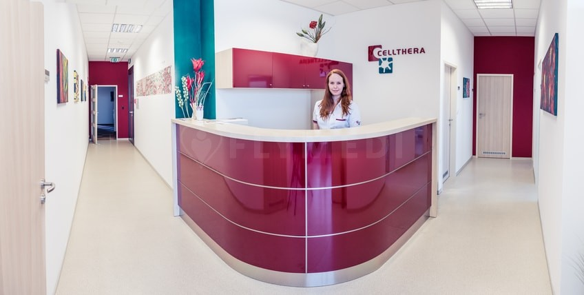 Cellthera Clinic - Brno, Czech Republic - Main