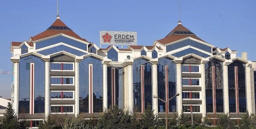 Das Erdem Krankenhaus - Istanbul, Türkei - Hauptseite