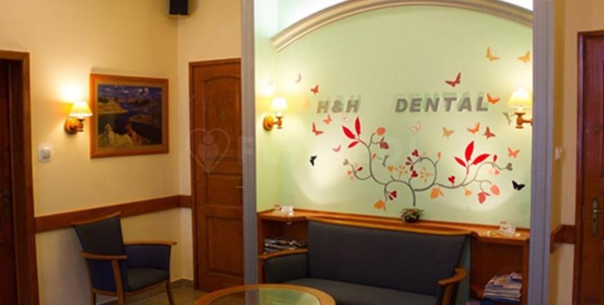 H&H Dental - Székesfehérvár, Ungarn - Hauptseite