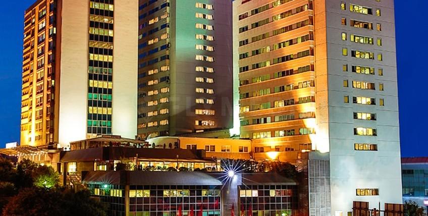 Memorial Sisli Krankenhaus - Istanbul, Türkei - Hauptseite