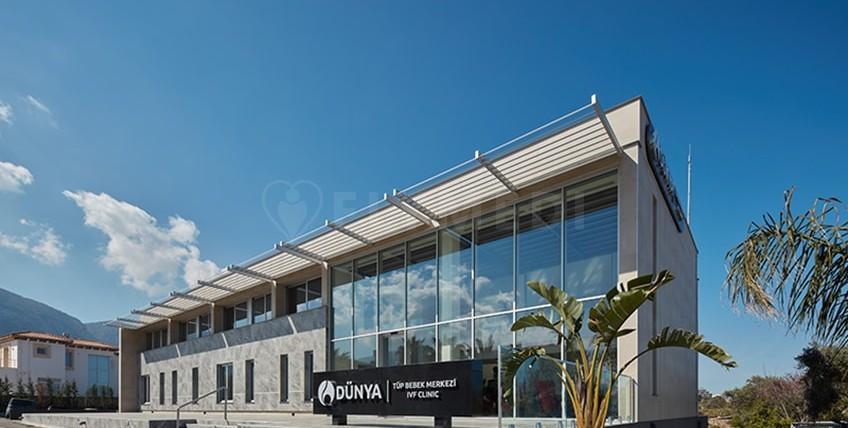 Cyprus Dunya IVF Fertility Clinic - Kyrenia, Zypern - Hauptseite